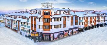 Банско хотел на Паскал Дойчев